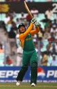 Morne van Wyk hits over the top, Ireland v South Africa, Group B, World Cup, Kolkata, March 15, 2011