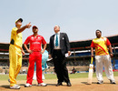 Canada got off to a flier after choosing to bat, Australia v Canada, Group A, World Cup, Bangalore, March 16, 2011