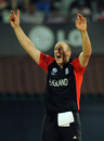 James Tredwell's four wickets took England to a remarkable victory