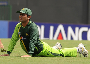 Kamran Akmal's woes behind the stumps have cost him a place in the Pakistan side