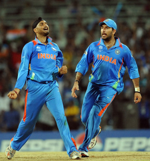 Harbhajan Singh and Yuvraj Singh were named in the T20 squad