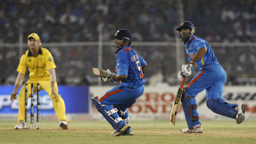 Gautam Gambhir and Yuvraj Singh are involved in a mix-up
