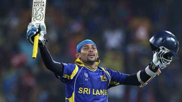 Tillakaratne Dilshan reached a brilliant hundred in the chase
