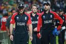 England were left with much to ponder after a thumping defeat, Sri Lanka v England, 4th quarter-final, World Cup 2011, Colombo, March 26 2011
