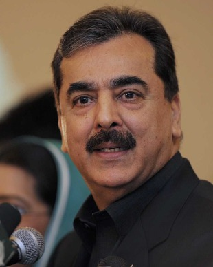 Pakistan prime minister Yousuf Gilani will visit Mohali, Islamabad, March 7, 2011