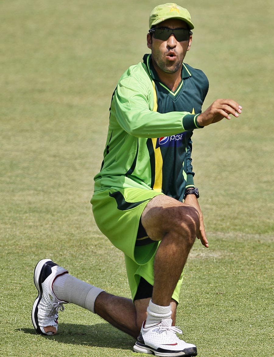 130606 - Umer Gul opposed to legalising ball tampering