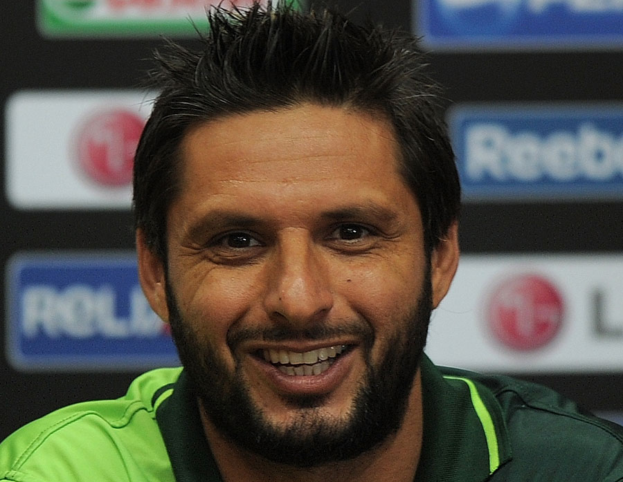 130656 - Afridi asks to be rested for West Indies tour