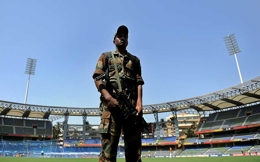 Security is expected to be tight for the World Cup final