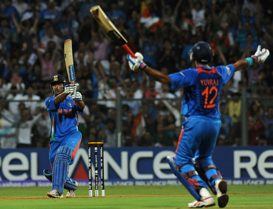Power is what you hold till the end: for Dhoni, big hitting was a weapon to be saved for when it would have the most impact