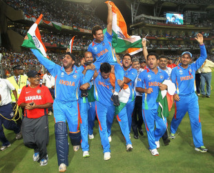 Sachin Tendulkar's long-held dream of a World Cup win came true in his 22nd year in the game