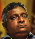 Duleep Mendis after becoming Sri Lanka's chief of selectors, Colombo, April 11, 2011