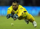 MS Dhoni dropped Dinesh Karthik, Kings XI Punjab v Chennai Super Kings, IPL 2011, Mohali, April 13, 2011