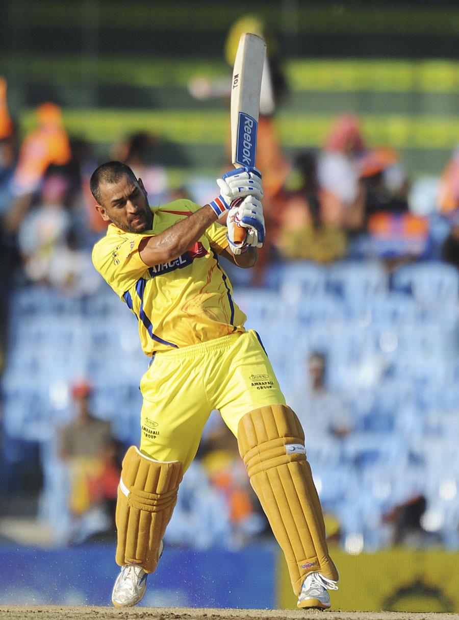 Chennai Captain Ms Dhoni Hit 22 Off 16 Balls Cricket