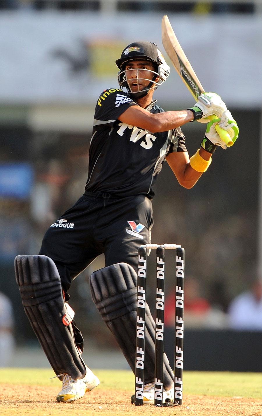 Mithun Manhas | IPL |