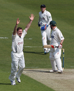 Rich Pyrah collected a career-best 5 for 58 against Nottinghamshire, Yorkshire v Nottinghamshire, County Championship Division One, Headingley, April 20 2011