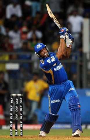 Andrew Symonds has got only two turns to bat in Mumbai's first five games. Is spending US$850,000 on him justified?