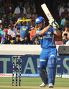 Davy Jacobs gave Mumbai a strong start, dismissed for 28, Deccan Chargers v Mumbai Indians, IPL 2011, Hyderabad, April 24, 2011