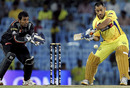 MS Dhoni prepares to go hard at one