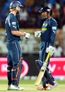 Cameron White and Kumar Sangakkara added 90 for the fourth wicket, Kochi Tuskers Kerala v Deccan Chargers, IPL 2011, Kochi, April 27, 2011