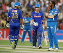 Mumbai Indians vs Kings XI Punjab Cricket Scorecard IPL 2011 Mumbai