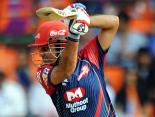 Virender Sehwag's 80 off 47 balls was the standout batting performance on a bowler's day in the IPL