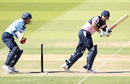 Scott Newman made 49 for Middlesex against Kent, Middlesex v Kent, CB40, Lord's, May 2, 2011