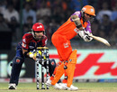 Parthiv Patel nudges through the leg side
