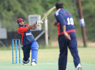 Hisham Mirza scored 64 and took Kuwait to their second win in the ICC WCL Division Seven