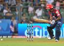 Venugopal Rao is bowled by Dhawal Kulkarni, Mumbai Indians v Delhi Daredevils, IPL 2011, Mumbai, May 7, 2011
