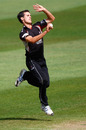 Lewis Gregory took 4 for 27 to limit Gloucestershire, Somerset v Gloucestershire, CB40, Taunton, May 8, 2011