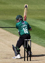 James Cameron was the only Worcestershire batsman to impress with 69, Worcestershire v Derbyshire, CB40, New Road, May 8, 2011