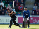 Craig Kieswetter stated his England case with a match-winning hundred, Somerset v Gloucestershire, CB40, Taunton, May 8, 2011