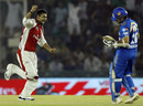 Praveen Kumar is overjoyed at dismissing Sachin Tendulkar