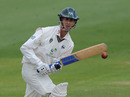 Matthew Pardoe hit a stubborn 58 for Worcestershire, Warwickshire v Worcestershire, County Championship, Division One, Edgbaston, May 12, 2011