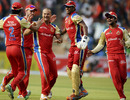 Charl Langeveldt got rid of Jacques Kallis cheaply, Royal Challengers Bangalore v Kolkata Knight Riders, IPL 2011, Bangalore, May 14, 2011