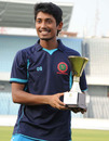 Anamul Haque wins the player of the final award