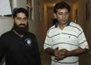 Akram Raza is arrested for illegal betting, Lahore, May 15, 2011