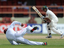 Devon Smith takes a catch to send Abdur Rehman back, West Indies v Pakistan, 1st Test, Providence, 4th day, May 15, 2011