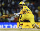 Wriddhiman Saha top-scored for Chennai with an unbeaten 46