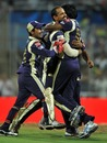 Spinners, Gambhir seal easy win for Kolkata