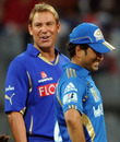 The build-up to the game was all about Shane Warne and Sachin Tendulkar