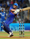 Shane Watson pulls with clinical control, Mumbai Indians v Rajasthan Royals, IPL 2011, Mumbai, May 20, 2011