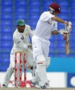 Brendan Nash edges to first slip, West Indies v Pakistan, 2nd Test, St Kitts, 5th day, May 24, 2011