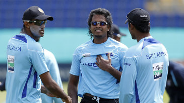 There is some concern over whether Dilhara Fernando will be fit for the first Test