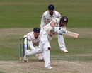 Chris Schofield's 30 helped Surrey avoid the follow-on, Surrey v Glamorgan, County Championship, Division Two, The Oval, May 26, 2011