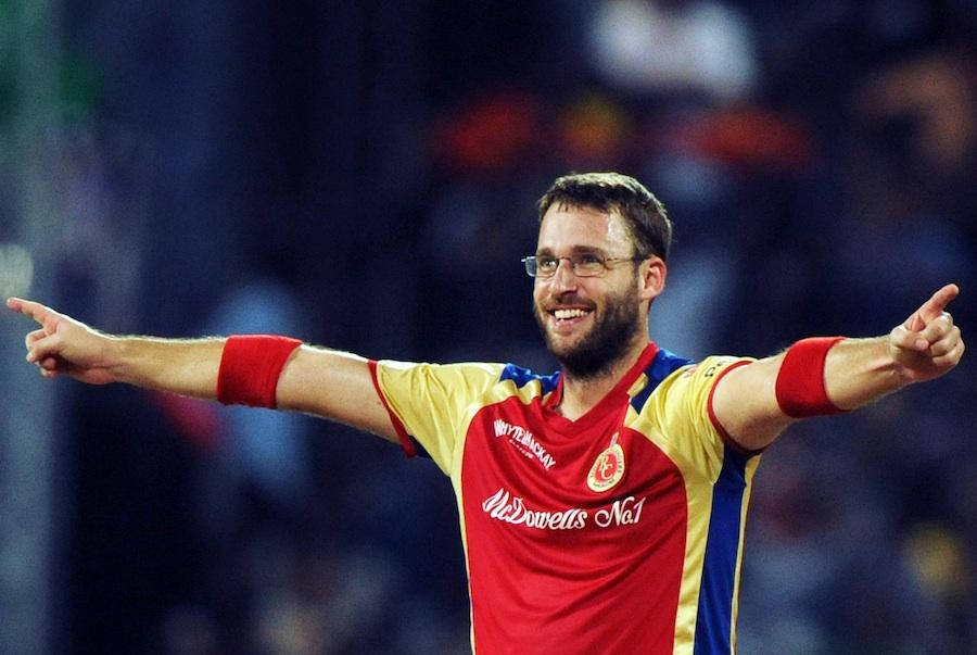 Daniel Vettori picked up three wickets | Photo | Indian Premier League | ESPNcricinfo.com