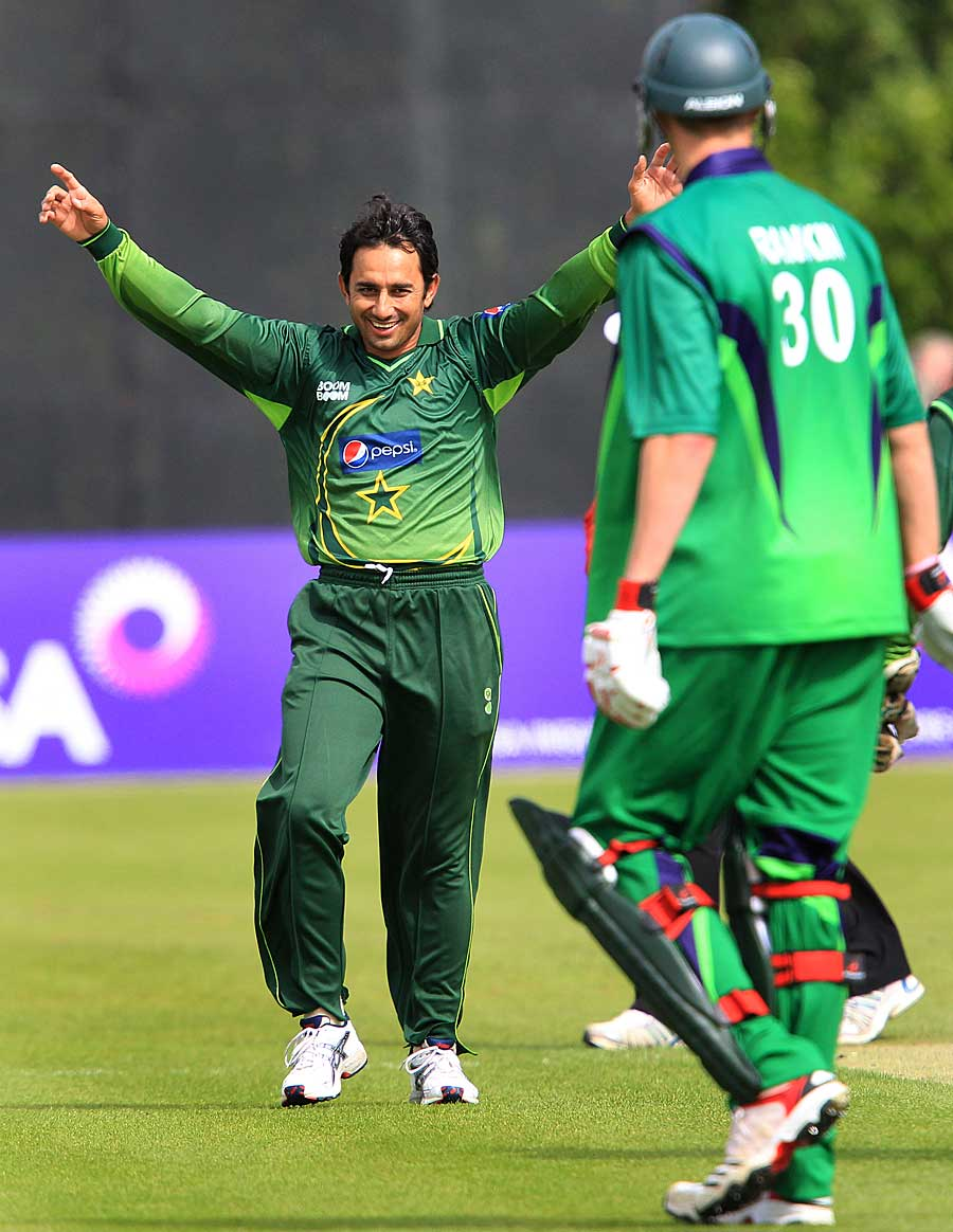 133496 - Ajmal to unveil 'top secret' delivery in England