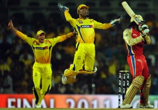 In the match that mattered most, Chris Gayle made a duck