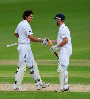 Alastair Cook and Jonathan Trott are run-accumulators but it does not mean they are marked for greatness