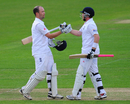 Jonathan Trott and Ian Bell put on 160 for the fifth wicket against Sri Lanka